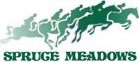 Accomodations for the 2015 Summer Circuit at Spruce Meadows!