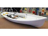 Westport jolly or Nordic explorer rowing boat
