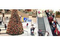 Christmas Customer Assistant - Nottingham City Centre