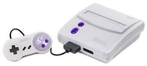 looking for a Nes top loader and a SNES mini