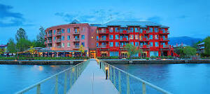 MANTEO RESORT WATERFRONT HOTEL BEACH CLUB ~SEPT 15-22