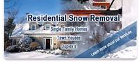 SNOW REMOVAL SERVICES - WINNIPEG CITY WIDE