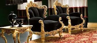 Victorian Antique Reproduction Furniture