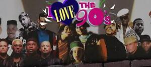 I Love the 90s Tour tickets! $120 for the pair