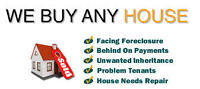 We Pay YOU When We BUY - Fast $CASH$, Quick Close, Any House