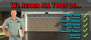 Best Prices!! Garage Doors & Openers FAMILY BUSINESS-BY OWNER Kitchener / Waterloo Kitchener Area image 1