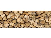seasond hardwood logs kiln dried