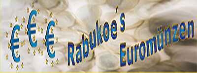 Rabukoes Euromünzen