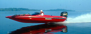 Allison XB2003 BASS BOAT with 2013 PRO XS150 OPTIMAX