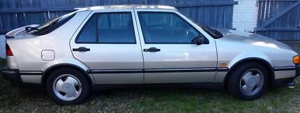 Saab 9000 CS Hatchback 1993
