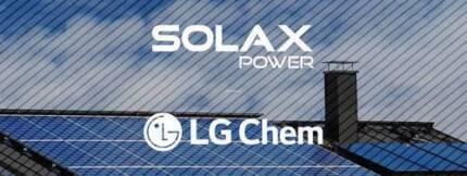 Solar Hybrid Power System LG Chem 6.4kwh battery  Tier 1 Panels
