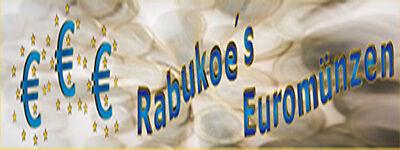 Rabukoe's Euromünzen