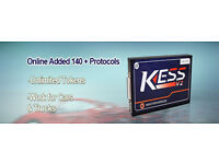KESS V2 5.017 Master Version For Online 140+ Protocol Unlimited Tokens