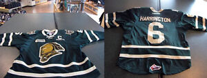 LONDON KNIGHTS GAME WORN JERSEY....FOR SALE / TRADE! London Ontario image 3
