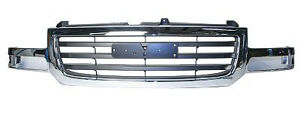 NEW 2003-2007 GMC SIERRA CHROME FRONT BUMPER WITH BRACKETS London Ontario image 6