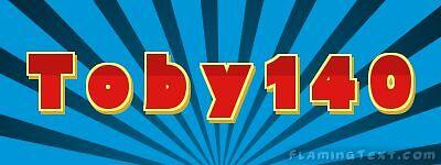 TOBY140 CD SALES
