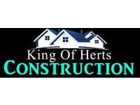 KING OF HERTS CONSTRUCTION FREE QUOTES