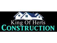 All building work undertaken , free quotes