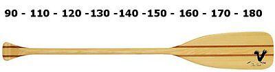 Stechpaddel NEU Holz Paddel 90 - 180 cm Sofortversand Holzpadel