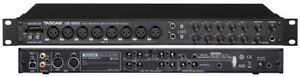 Tascam US-1800 audio recording interface usb2