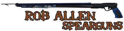 Newest model Rob Allen Speargun 90cm w/loading pad and FULLY (Loading Pad)