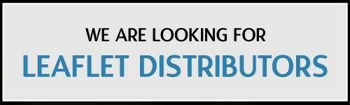 Leaflet Distribution Wanted In Preston Area