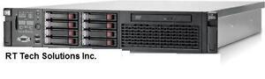 HP ProLiant DL380 G6 Server (2) Intel X5550  & 48 GB Memory