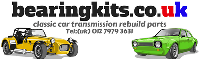 Bearingkits Gearbox and Axle Parts
