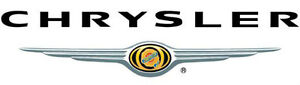 NEW CHRYSLER TOWN & COUNTRY PARTS London Ontario image 1