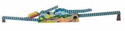 Blechspielzeug - Berg- und Talbahn von KOVAP 0619