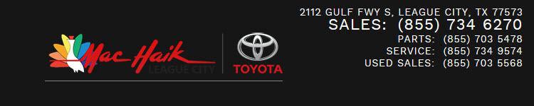 Machaik Toyota