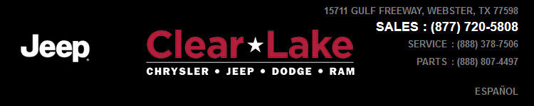 Dodge of Clear Lake