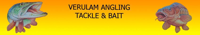 verulam-angling tackle and bait