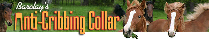 Barclay s Anti-Cribbing Collar