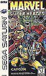 Marvel Super Heroes Saturn