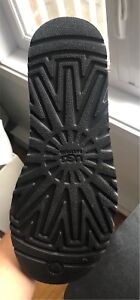Authentic Ugg boots classic tall size 8 black