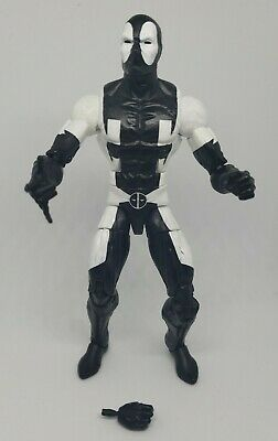 Marvel Legends Deadpool Back in Black Loose With extra hand