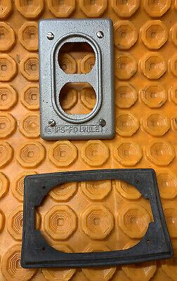 Appleton Fs-fd Unilet Conduit Box Cover