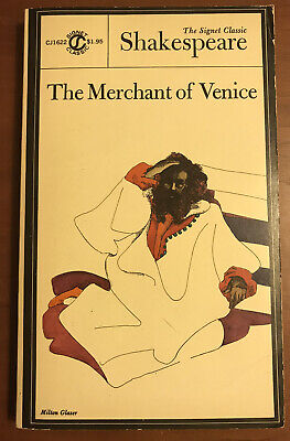 Shakespeare, Signet Classic Ser.: The Merchant of Venice by William Shakespeare…