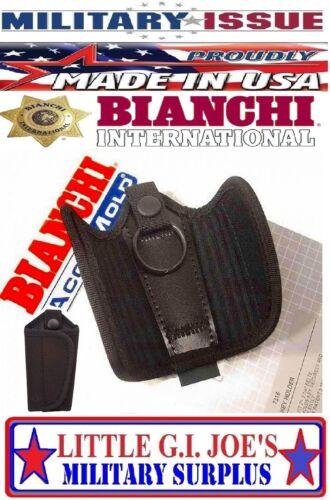 Bianchi Accumold 18766 Police Security EMT Tactical Duty Belt Silent Key Holder