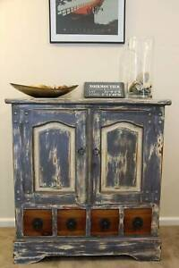 Shabby chic cupboard Hornsby Hornsby Area Preview
