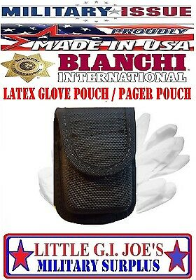 Bianchi 18481 Accumold Pager Pouch Emt Latex Glove Pouch 7315