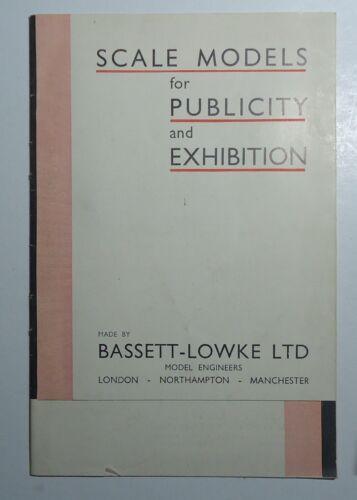 Bassett-Lowke   1940