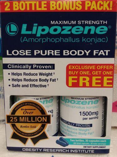 2 pack maximum strength weight loss aid