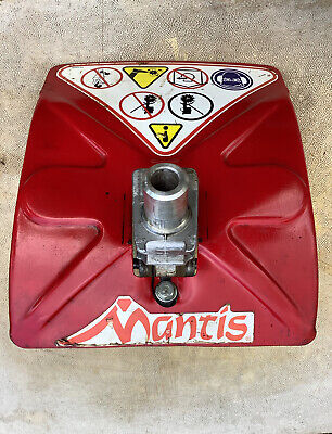 Mantis Tiller Gear Box Assembly.