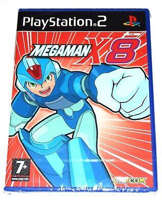 Juego Playstation 2 Mega Man X8 nuevo new PS2 PAL