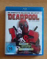 Deadpool 1&2 • blu-ray DVD • wie NEU • 3 DVDs • ink. Versand Hessen - Wächtersbach Vorschau