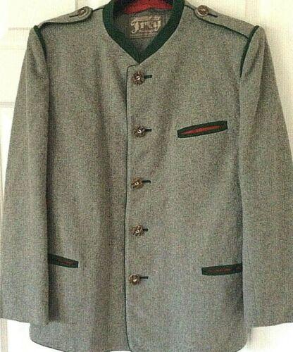 Vintage Lodenfrey Lodencloth Bavarian Jacket Munchen Men