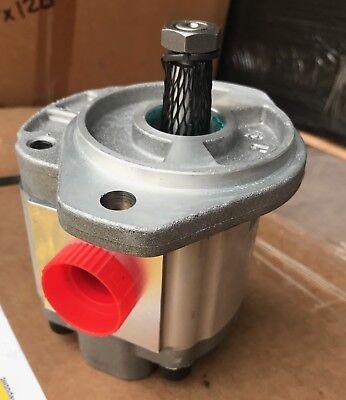 Genuine Parker Jcb Hydraulic Pump 20951275 Made In Eu