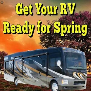RV Spring Inspection